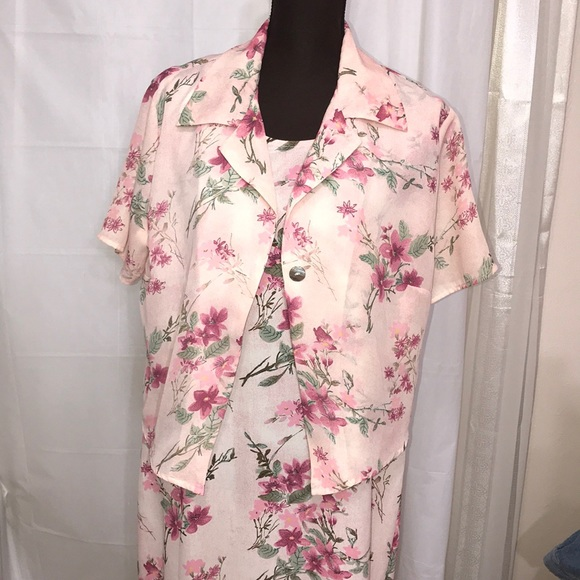 Bentley Dresses & Skirts - Women's Dress With Jacket Size 18
